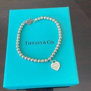 Tiffany and Company bracelet.